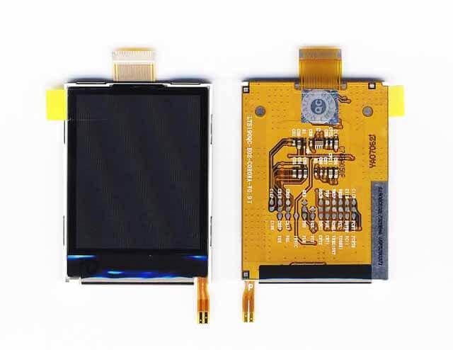 ال سی دی اصلی گوشی موبایل سامسونگ D500