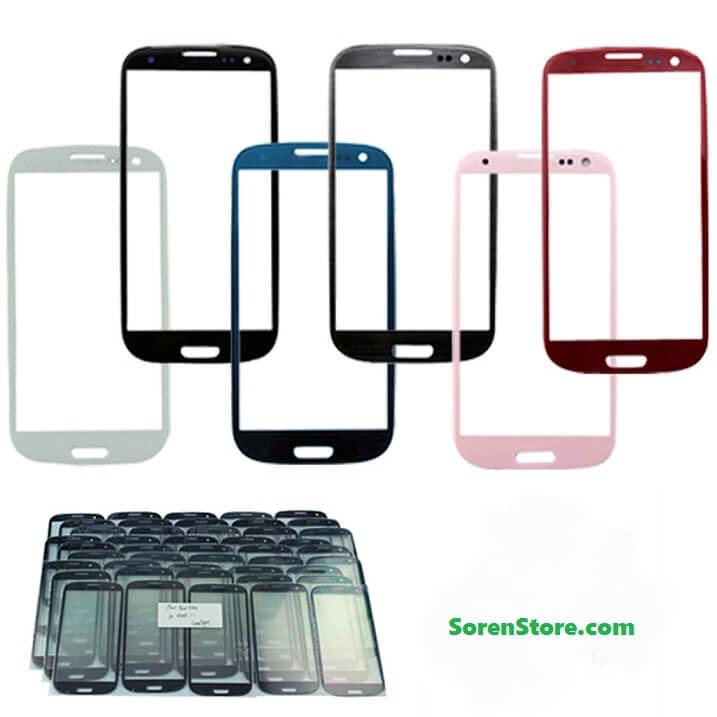 شیشه گلس گوشی موبایل سامسونگ گلکسی اس3