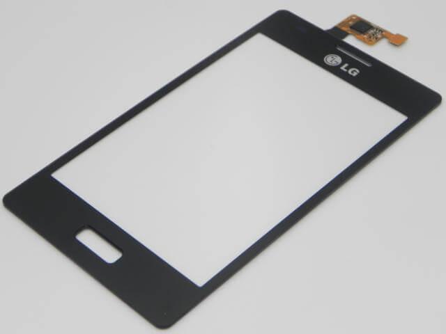 Touch LG Optimus L5 E610 Dual E612