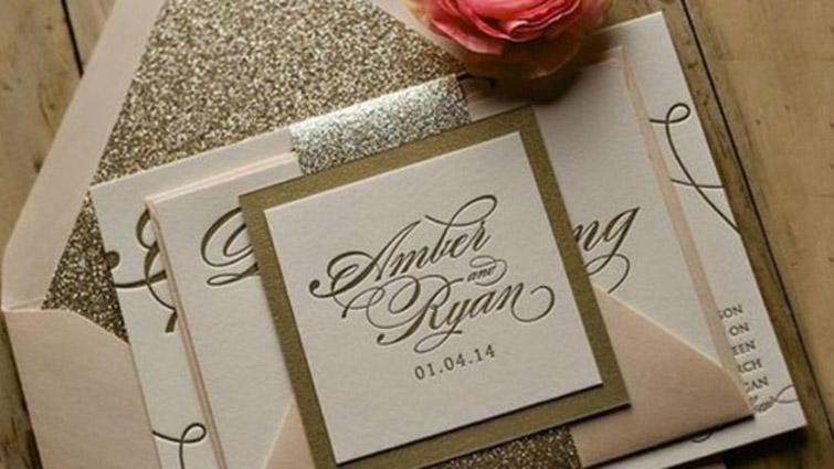 نکات ارسال کارت دعوت به عروسی