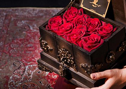 باکس گل ویژه