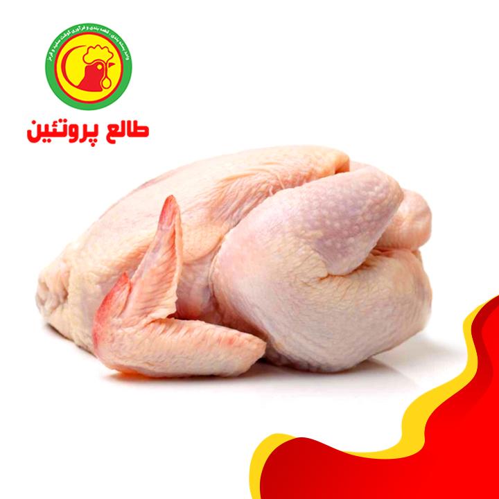 مرغ کامل تازه(هرکیلو)