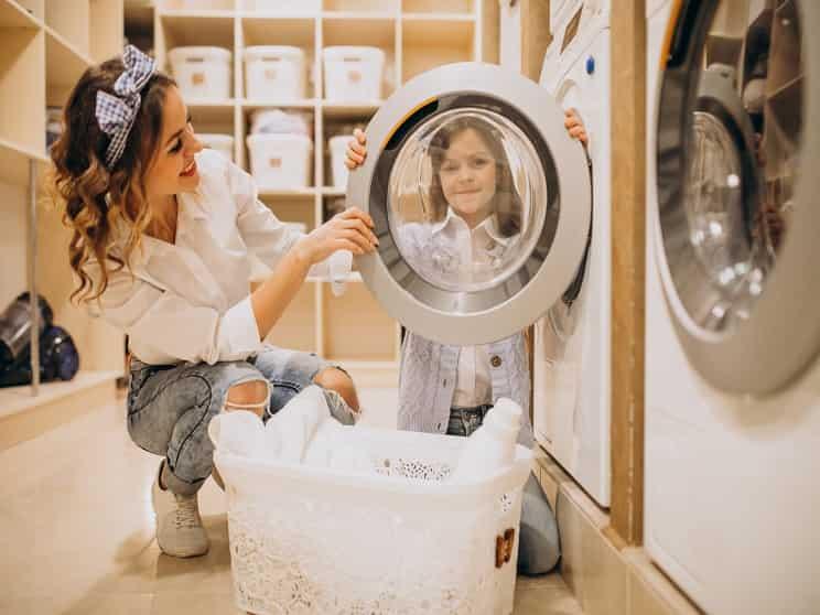 ملاک های اصلی و مهم برای خرید ماشین لباسشویی