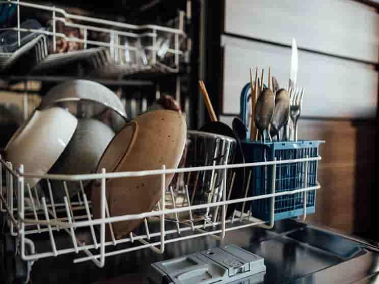 نمک ماشین ظرفشویی و کاربرد آن