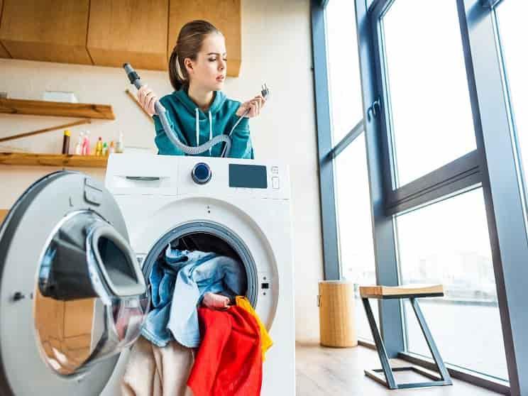سیم ارت و خطر برق گرفتگی در ماشینهای لباسشویی