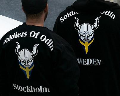 دستگیری مهاجرستیزی که به وزیر امورخارجه فنلاند حمله کرد