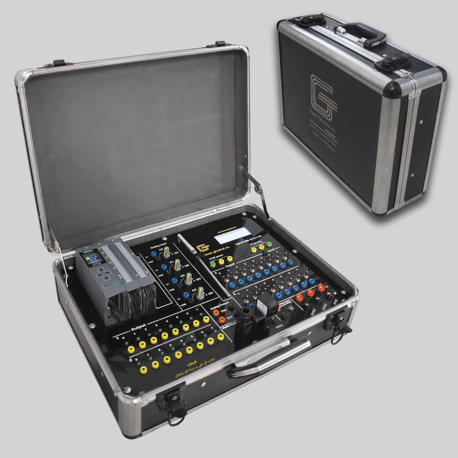 مجموعه آموزشی PLC S71500