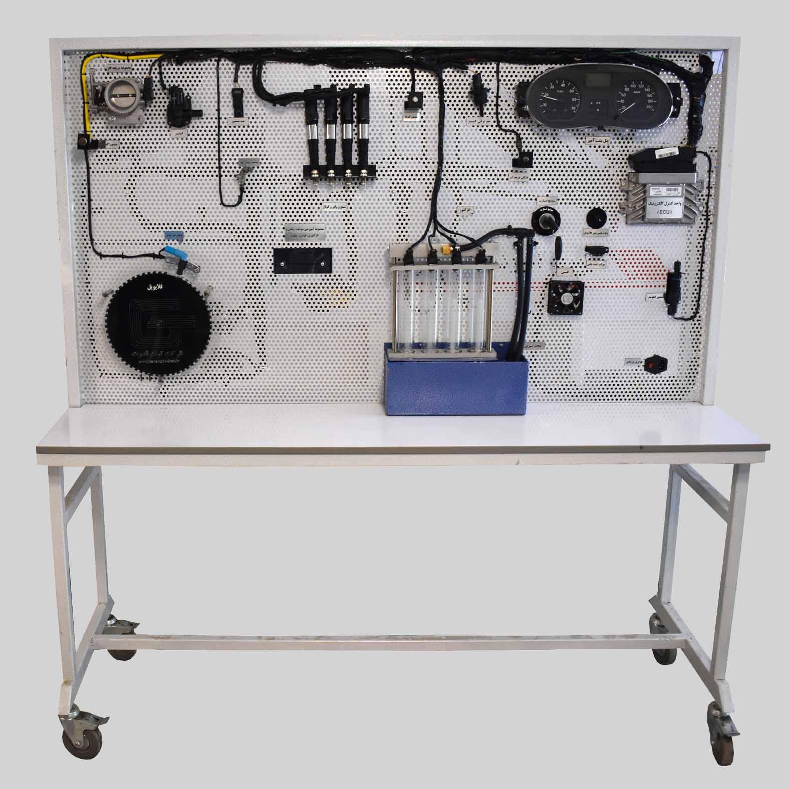 تابلو سوخت رسانی و انژکتوری L90