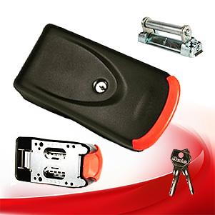 قفل برقی درب پارکینگ (اکسیناژ)