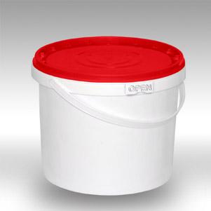 سطل گرد بسته بندی (امجد پلاستیک)