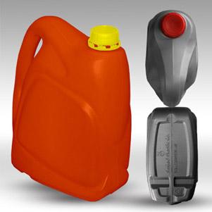 گالن پلاستیکی (امجد پلاستیک)