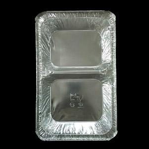 ظرف آلومینیوم دو خانه (کیمیا)