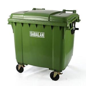 سطل زباله شهری (سبلان)