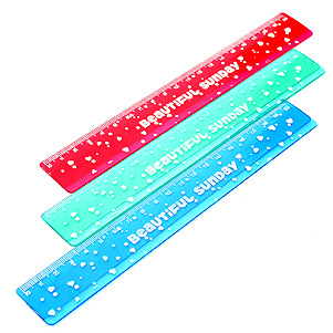 خط کش پلاستیکی (فارس)