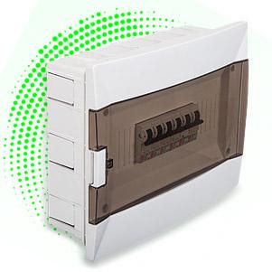 جعبه فیوز توکار (ا س ا)