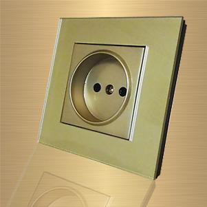 کلید پریز کریستال (جهان الکتریک)
