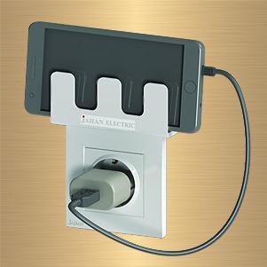 هولدر شارژ موبایل (جهان الکتریک)