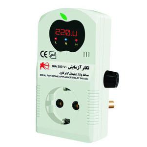 محافظ برق کولر گازی (نگار آزمایش)