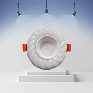 چراغ یوفو LED (سانلیت)