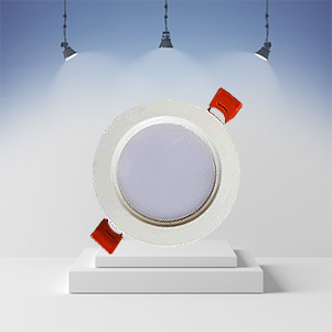 چراغ فلت LED (سانلیت)