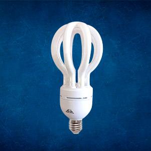 لامپ کم مصرف لوتوس (طلعت نور)