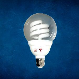 لامپ حبابی کم مصرف (طلعت نور)