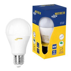 لامپ ال ای دی حبابی (میتره)