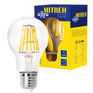 لامپ LED فیلامنتی (میتره)