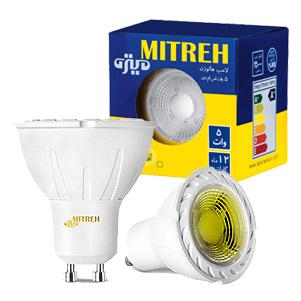 لامپ هالوژنی LED (میتره)