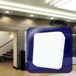 پنل led فنر متغیر تمام نور (یکتا افروز)