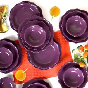 سرویس غذاخوری سرامیکی (کرامیکا)