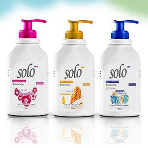 مایع دستشویی (سولو)