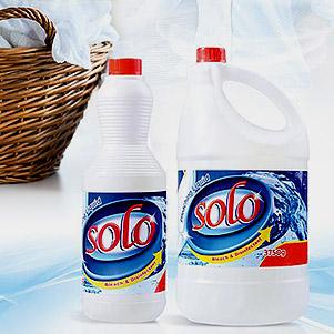 مایع سفید کننده (سولو)