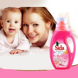 مایع لباسشویی کودک (سی دا)