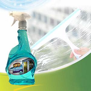 اسپری شیشه پاک کن (فوفل)