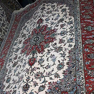 فرش دستباف صادراتی کاشان