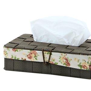 جعبه دستمال پارچه ای (پگاه)