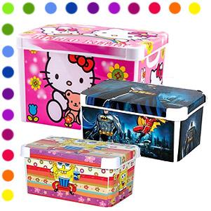 جعبه همه کاره کودک (لیمون)