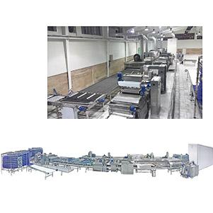 خط تولید نان صنعتی و کیک (امیدی)