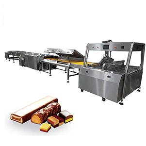ماشین الات روکش شکلات (امیدی)
