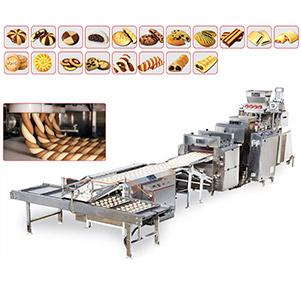 دستگاه تولید کلوچه و شیرینی (امیدی)