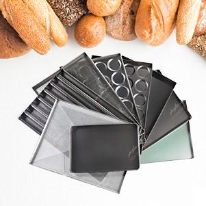 سینی و قالب نان (مرشد گوهر)