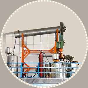 دستگاه راکتور شیمیایی (باتیال)