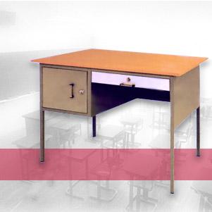 میز معلم فلزی (اریکو)