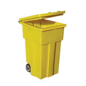 سطل زباله شهری (ایران پاش)