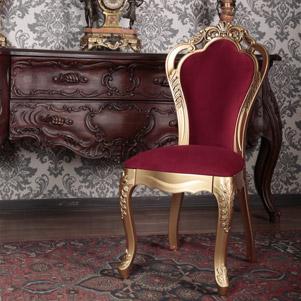 صندلی پلیمری رجینا (لگسی)