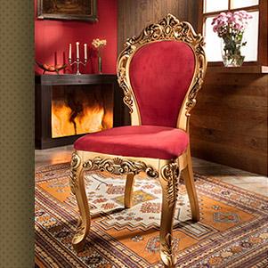 صندلی پلیمری (ماندگار)