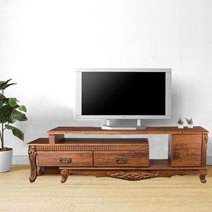 میز تلویزیون منبت پازلی (ناژین)