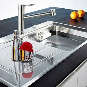 جا مایع ظرفشویی و اسکاچ (بلا استلا)