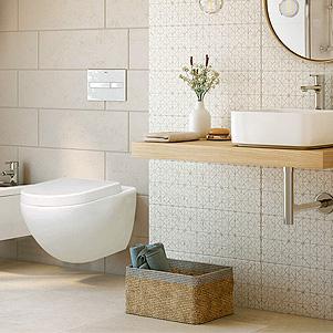 توالت فرنگی دیواری (داتیس)